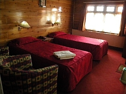 Travellers Inn - Room